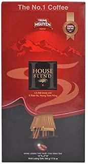 Trung Nguyen Premium House Blend, 17.6 ounces (Pack of 3)