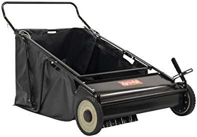 Agri Fab Inc 45 0570 30 Inch Push Lawn Sweeper Black product image