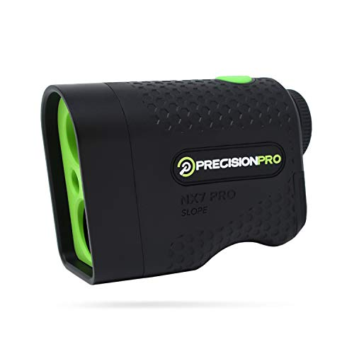 Precision Pro Golf, NX7 Pro Slope Golf Rangefinder, Laser Range Finder...
