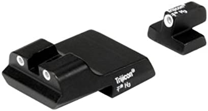 Trijicon S&W 1911 3 Dot Front And Rear Night Sight Set