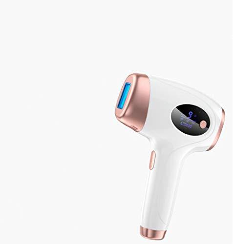 Dispositif d'épilation au laser IPL, adapté au corps, bikini, aisselles, épilation légère des jambes - épilation permanente de l'appareil IPL, capteur de peau et lunettes anti-lumière