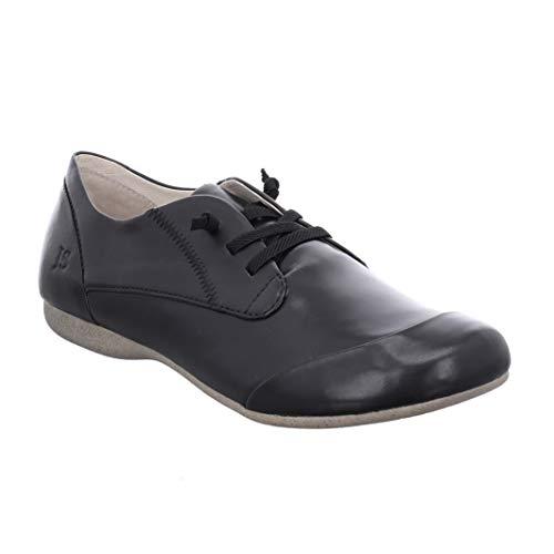 Josef Seibel dames halve schoen Fiona 01, vrouwen comfortabele schoen, sneaker, leer