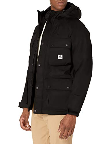 Element Herren MOUNTAIN PARKA Jacke, Fbk, Medium