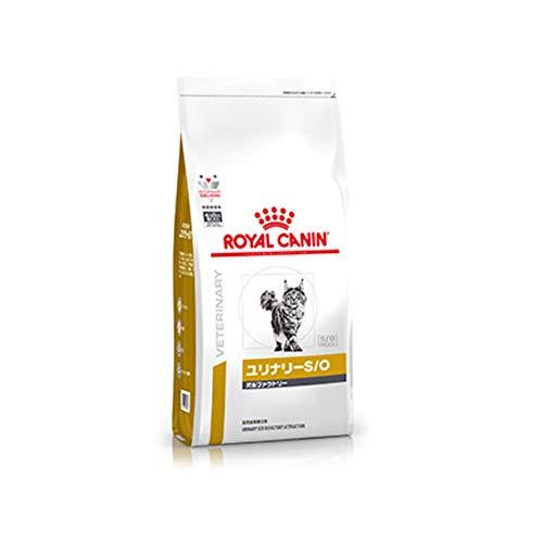 【4袋セット】ロイヤルカナン 食事療法食 猫用 ユリナリーS/O オルファクトリー ドライ 500g (旧 pHコントロール2 フィッシュテイスト)