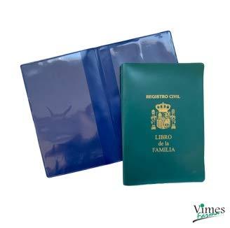 Fundas para libro de familia (Verde)