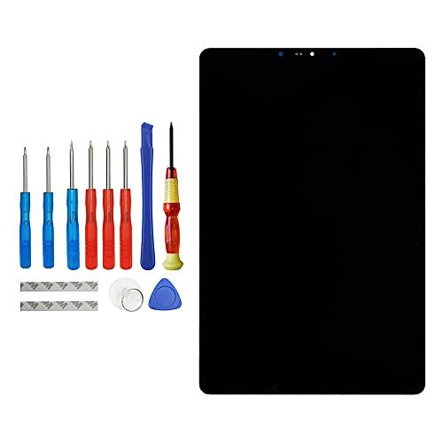 Vvsialeek Pantalla táctil de repuesto Super AMOLED compatible con Samsung Galaxy Tab...