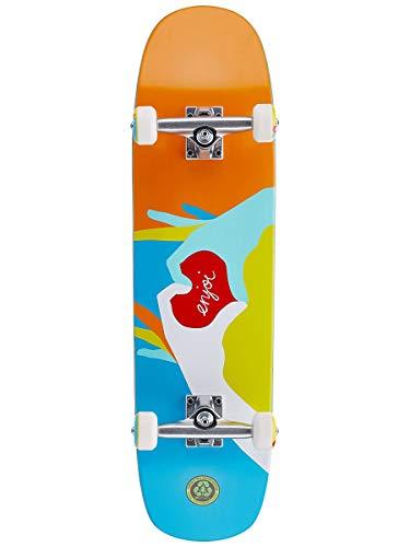 Cruiser Komplettes Enjoi Skateboard Premium Heart Multi 31.8