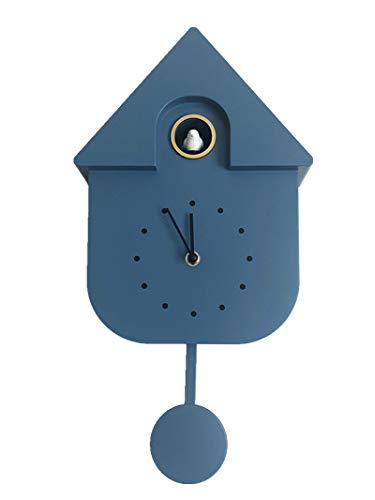 Reloj de pared con diseño moderno de cuco