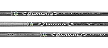 MCA Golf Mitsubishi Diamana D Limited 60 Graphite Driver Shaft + Adapter & Grip  TX-Stiff   Taylormade M3 M4 M5 M6 SIM