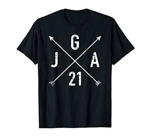 Junggesellenabschied JGA 2021 Hipster T-Shirt