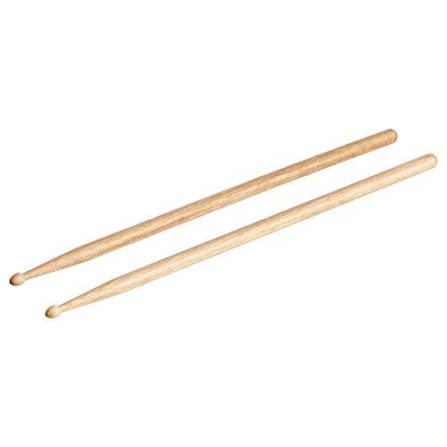 AmazonBasics 5A Drumsticks - Oak, 1-Pair Pack