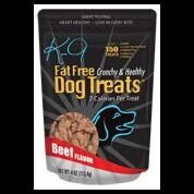 K9 Fat Free Dog Treats, Fat Free, Healthy and Low Calorie (Beef, 10 oz.)