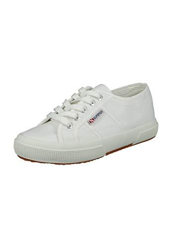 Superga 2750-Plus Cotu, Scarpe da Ginnastica Unisex – Adulto, Bianco (White 901), 38 EU