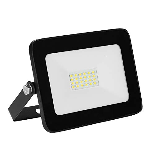 VINGO 20W LED Outdoor Floodlight Thinner and Lighter Design, Waterproof IP65, Super Bright Security Lights, for Garden, Yard, Warehouse, Square, Billboard