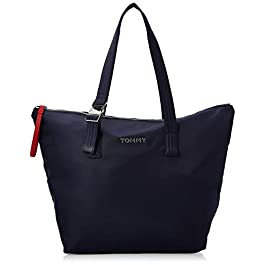 Tommy Hilfiger Th Nylon Tote, Cabas