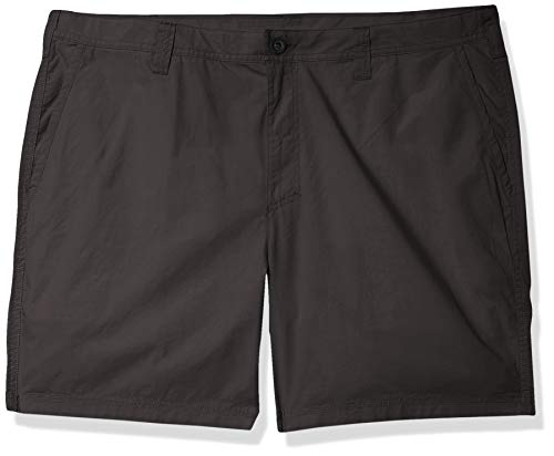 Columbia Washed Out Shorts Mixte Adulte, Shark, FR : S (Taille Fabricant : 32)