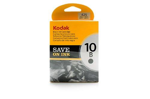 Original Kodak 3949914 / NO10 Tinte (schwarz, ca. 425 Seiten, Inhalt 8,2 ml) für EasyShare 5100, 5300, 5500, 6150; ESP 3, 3250, 5, 5210, 5220, 5230, 5250, 7, 7250, 9, 9250, Office 6150; Hero 7, 9, Office 6