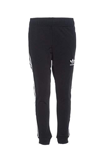 adidas Superstar, Pants Unisex Bambini, Black/White, 13-14A