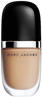 Marc Jacobs Beauty Genius Gel Super-Charged Foundation 46 Golden Deep 1.0 oz, (BNIB)