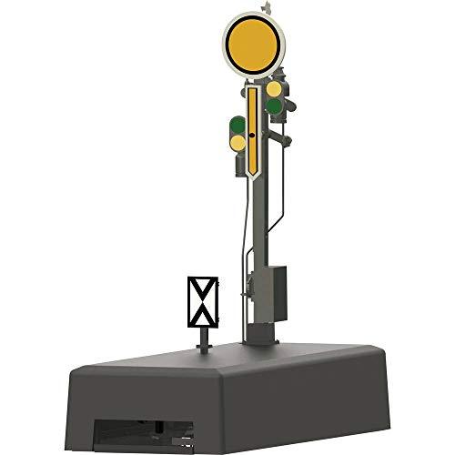 Märklin 70382 Form-Vorsignal m.grauem Mast, Spur H0