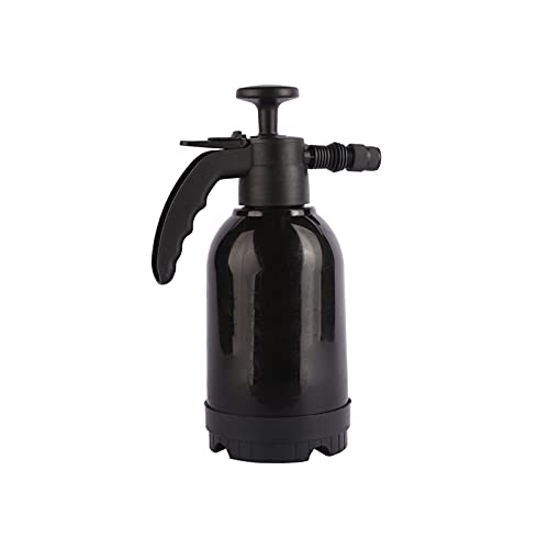 Not Application Botella de pulverización de Agua de Alta presión Botella de pulverización de gatillo Manual de Cuatro Orificios 2L Botella de pulverización de Bomba de compresor de Aire Manual