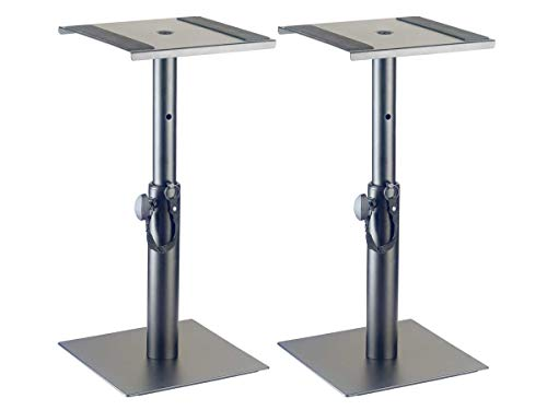 Stagg Table Top Monitor Speaker Stands (Pair)