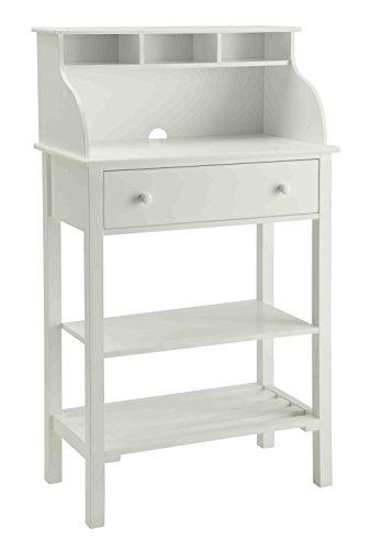 Convenience Concepts Designs2Go - Escritorio de oficina y cocina, color blanco
