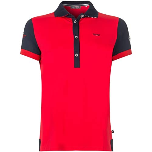 euro-star Damen Poloshirt Loreen Strawberry XS