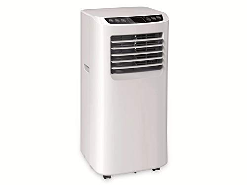 OZEANOS Klimaanlage Mobil - Mobiles Klimagerät mit 3in1 System: kühlen, entfeuchten, lüften - 7000 BTU/h (2.050 Watt) - Klima mit Montagematerial, Fernbedienung und Timer [Energieklasse A]