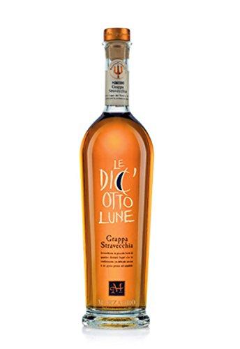 Grappa Le Diciotto Lune 41 % 0,70 lt. - Distilleria Marzadro