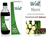Modicare Aevlon Concentrate Sugar-free Noni Juice with Enriched Kokum Fruit (1000 ml)
