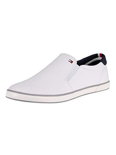 Tommy Hilfiger FM0FM00597CO Zapatos Hombre Blanco