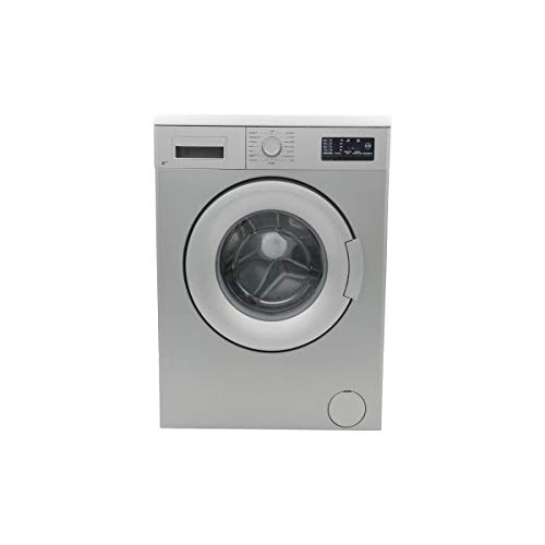 OCEANIC - LL712S - LAVE-LINGE FRONTAL 7KG - 1200TRS - A++AB - SILVER