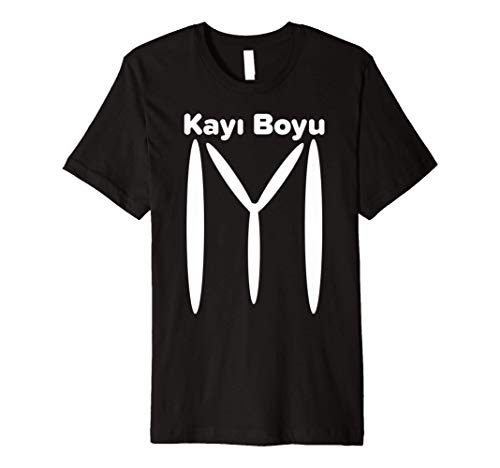 Kayi Boyu Turkish Ottoman Osmanli Tribe Flag IYI T Shirt