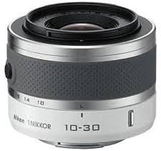 ニコン Nikon 1 NIKKOR (ワンニッコール) VR 10-30mm f/3.5-5.6 ホワイト 1NVR10-30 wh