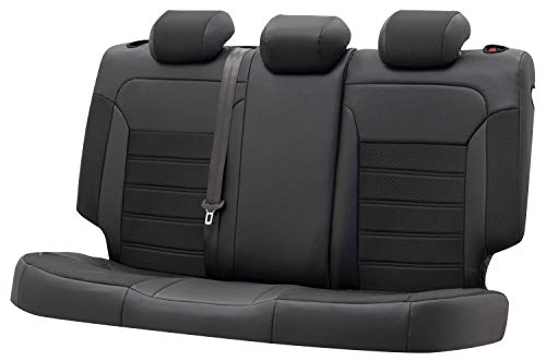 Walser Sitzbezug Aversa, Schonbezug kompatibel mit Astra Baujahr 06/2015 bis heute, 1 Rücksitzbankbezug für Normalsitze