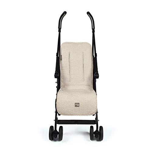 Walking Mum Nordic Baby - Colchoneta, unisex, color beige