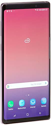 Samsung Galaxy Note 9 Bundle (128GB, Dual Sim) + Samsung Evo Plus 128 GB Speicherkarte - Deutsche Version