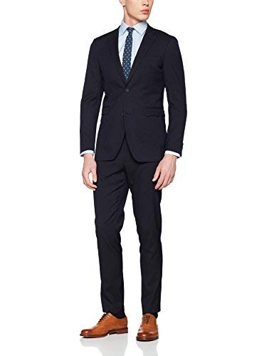 ESPRIT Collection 127eo2m001 Completo, Blu (Navy 400), 50 Uomo