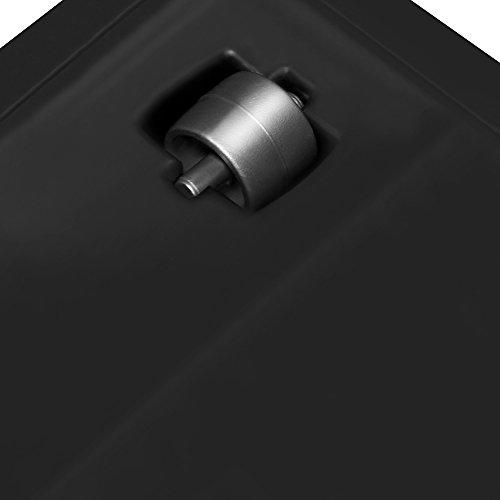 Auflagenbox CARGO mit Rollen, 320L, 120cm - 7