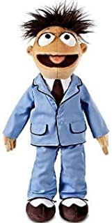 Disney 17 Inch Walter Plush - The Muppets Plush Toys