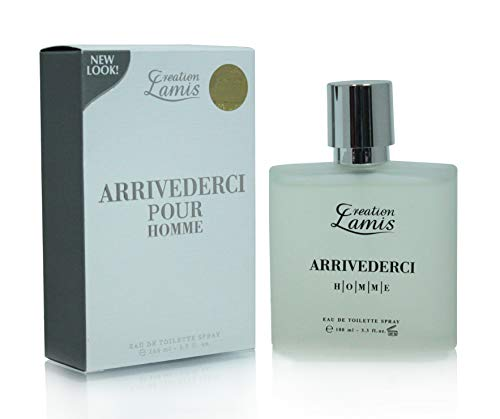 Creation Lamis 6236099 arrive derci Homme parfum 100 ml