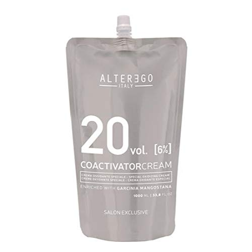 ALTEREGO CREAM COACTIVATOR 6% 20 VOLUMI 1000 ML.