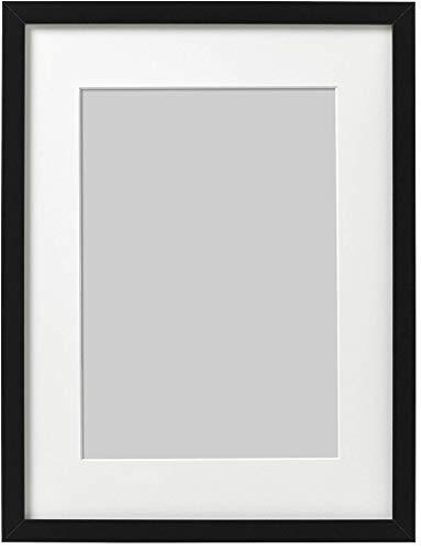 IKEA Ribba Bilderrahmen, Schwarz, 303.784.25