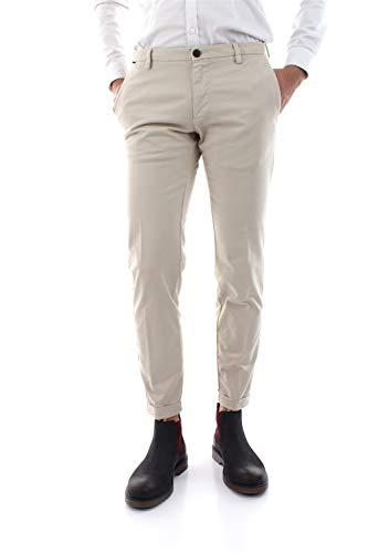 AT.P.CO SASA45 TC101/TA Pantaloni Uomo Beige 44