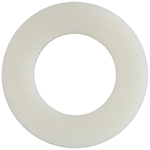 Faston - Arandela de plástico poliamida PA DIN 125 forma A arandelas de nailon
