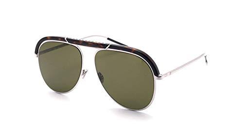 Dior Christian DiorDesertic gafas de sol w / 58mm verde 9G0O7 desértico mujer Palladium Habana Grande