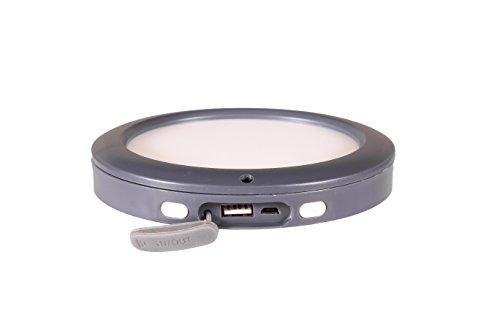 Schneider LED-Akku-Leuchte für Ampelschirme