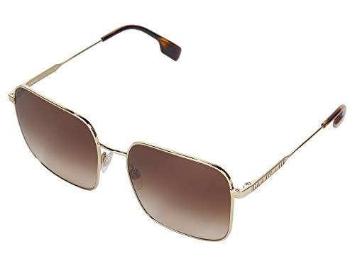 BURBERRY Occhiali da sole BE3119 110913 occhiali Donna colore Oro lente marrone taglia 58 mm