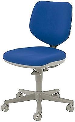 オカムラ オフィスチェア CG-E 肘なし ナイロンキャスター ブルー CG14GZ-FM36